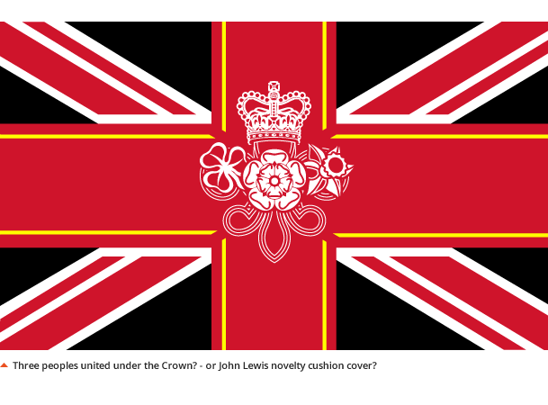 Another potential flag design for the new United Kingdom